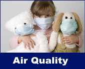 Kingsland ACH provides Air Quality, click here to review typical reasons your indoor air is not as perfect as you might think