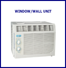 Wall and Window units are economical cooling alternatives for small or temporary areas